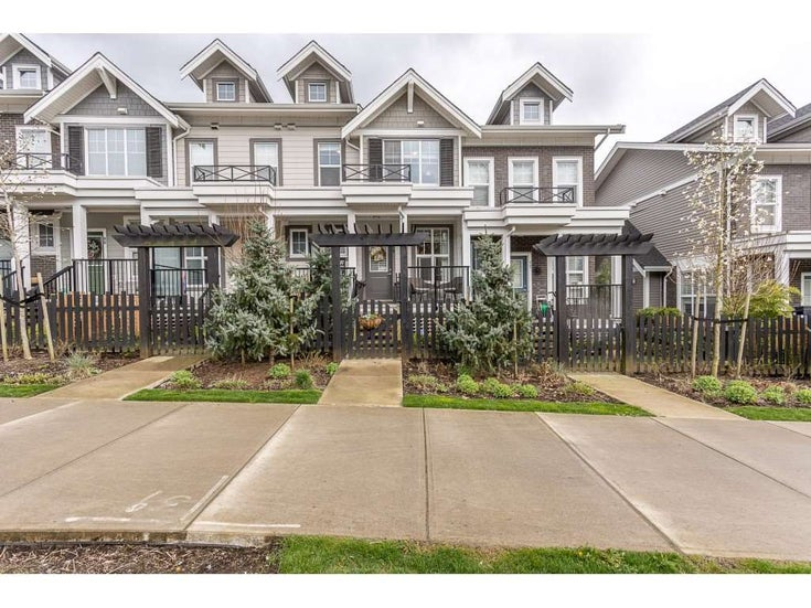 78 7169 208A STREET - Willoughby Heights Townhouse for sale, 3 Bedrooms (R2564010)