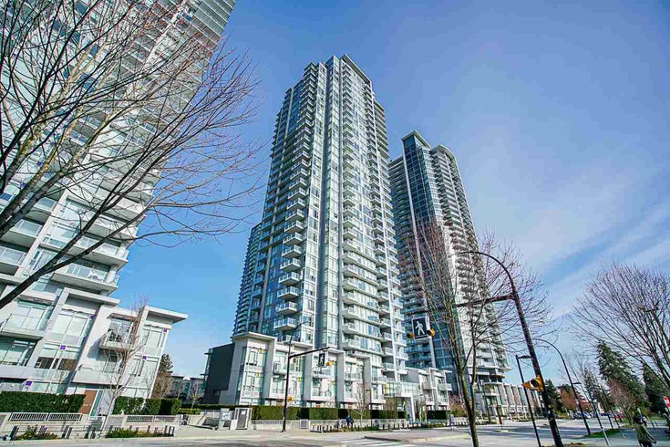 2310 6588 NELSON AVENUE - Metrotown Apartment/Condo for sale, 2 Bedrooms (R2564064)