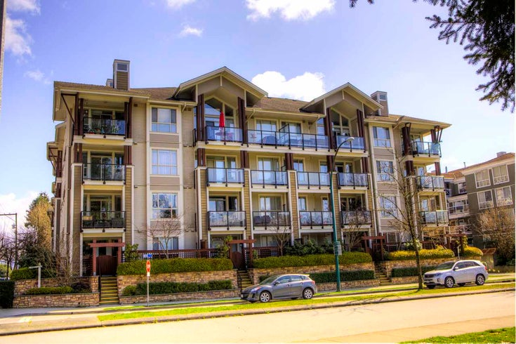 304 2484 WILSON AVENUE - Central Pt Coquitlam Apartment/Condo for sale, 1 Bedroom (R2564083)