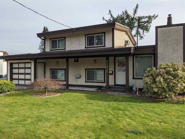 31830 THRUSH AVENUE - Mission BC House/Single Family for sale, 3 Bedrooms (R2564092)