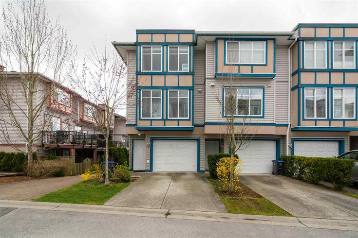 22 13899 LAUREL DRIVE - Whalley Townhouse for sale, 4 Bedrooms (R2564107)