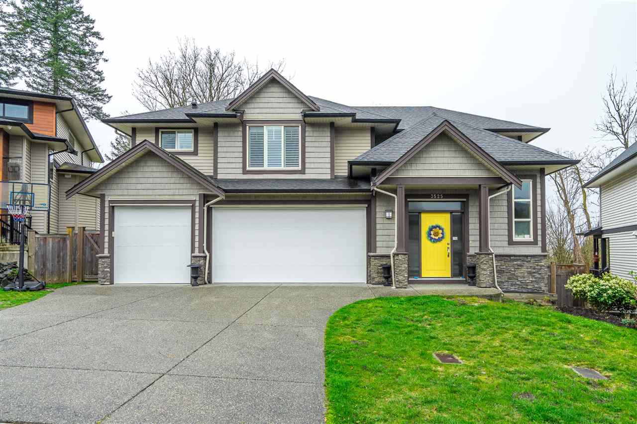 3525 PICTON STREET - Abbotsford East House/Single Family for sale, 5 Bedrooms (R2564131) - #1