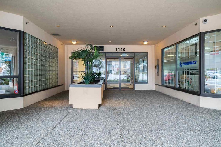 201 1440 GEORGE STREET - White Rock Apartment/Condo for sale, 2 Bedrooms (R2564141)