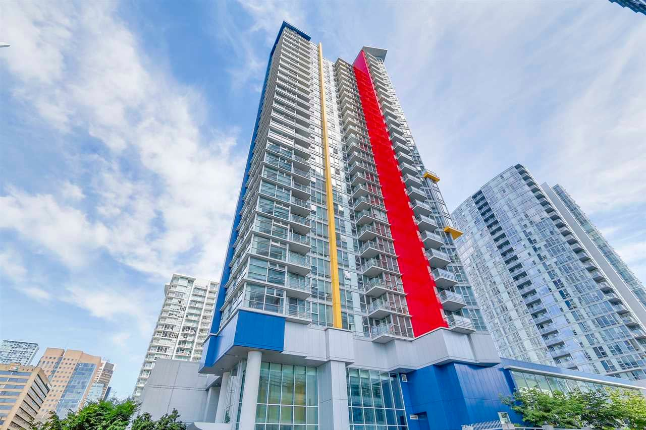 3308 111 W GEORGIA STREET - Downtown VW Apartment/Condo for sale, 2 Bedrooms (R2564157) - #1