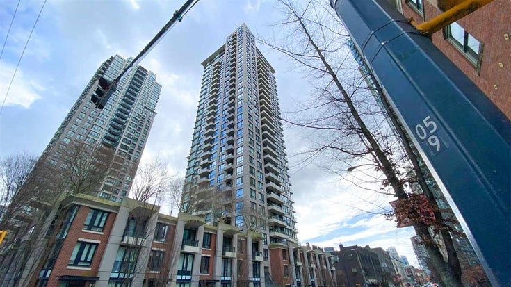 305 928 HOMER STREET - Yaletown Apartment/Condo for sale, 1 Bedroom (R2564158)