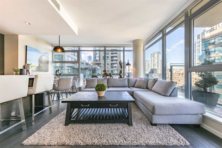 803 1351 CONTINENTAL STREET - Downtown VW Apartment/Condo for sale, 2 Bedrooms (R2564164)