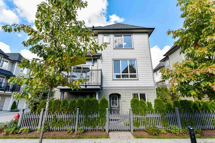 155 8138 204 STREET - Willoughby Heights Townhouse for sale, 3 Bedrooms (R2564165)