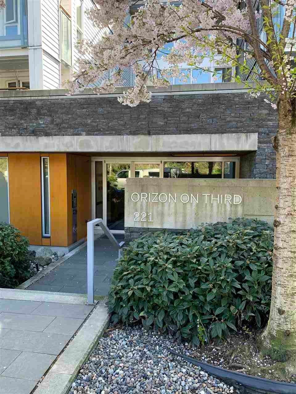 314 221 E 3RD STREET - Lower Lonsdale Apartment/Condo for sale, 1 Bedroom (R2564171)