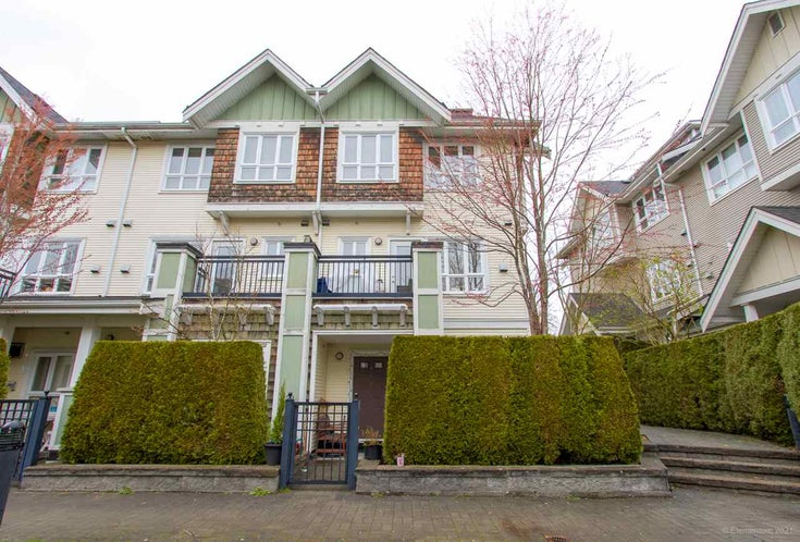 3234 E 54TH AVENUE - Champlain Heights Townhouse for sale, 2 Bedrooms (R2564180)