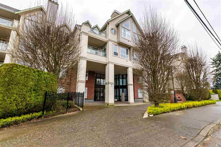 309 45700 WELLINGTON AVENUE - Chilliwack W Young-Well Apartment/Condo for sale, 2 Bedrooms (R2564186)