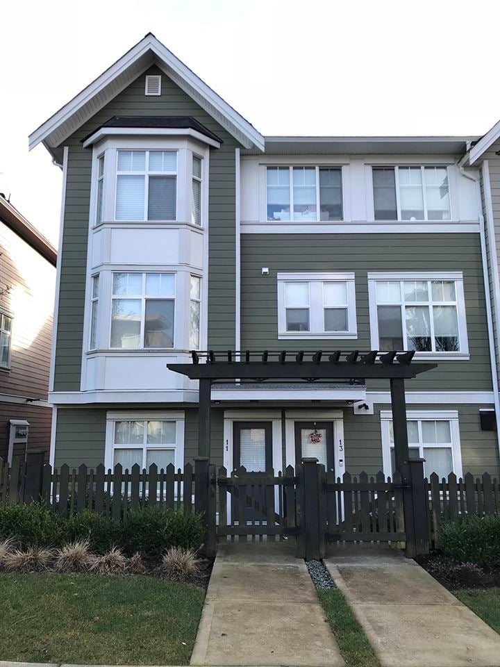 11 20852 77A AVENUE - Willoughby Heights Townhouse for sale, 3 Bedrooms (R2564214) - #1
