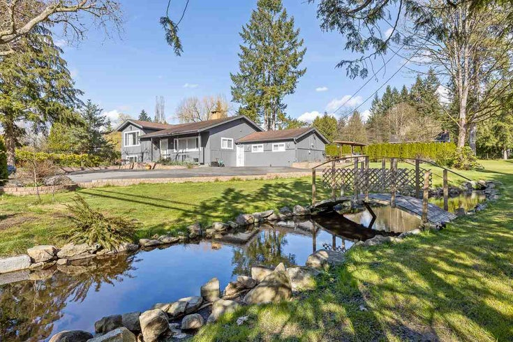 5288 232 STREET - Salmon River House with Acreage for sale, 5 Bedrooms (R2564242)