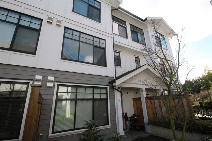 5 5160 CANADA WAY - Burnaby Lake Townhouse for sale, 3 Bedrooms (R2564306)