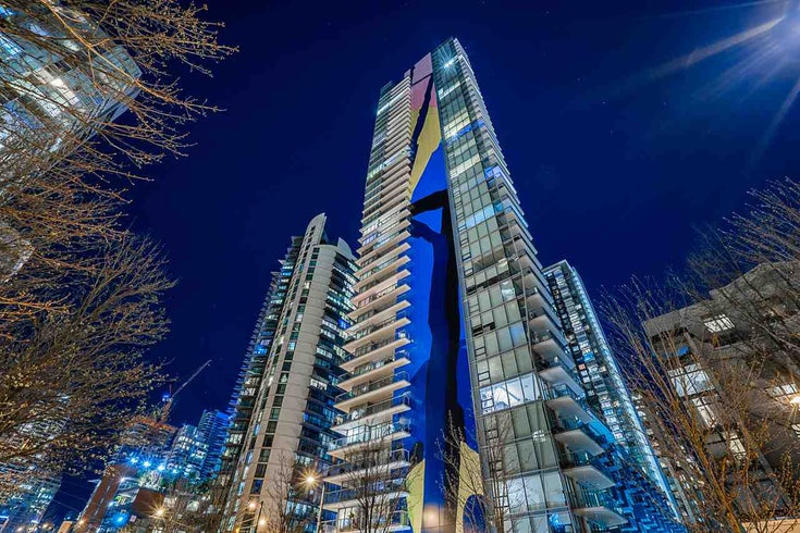 2801 499 PACIFIC STREET - Yaletown Apartment/Condo for sale, 3 Bedrooms (R2564325)