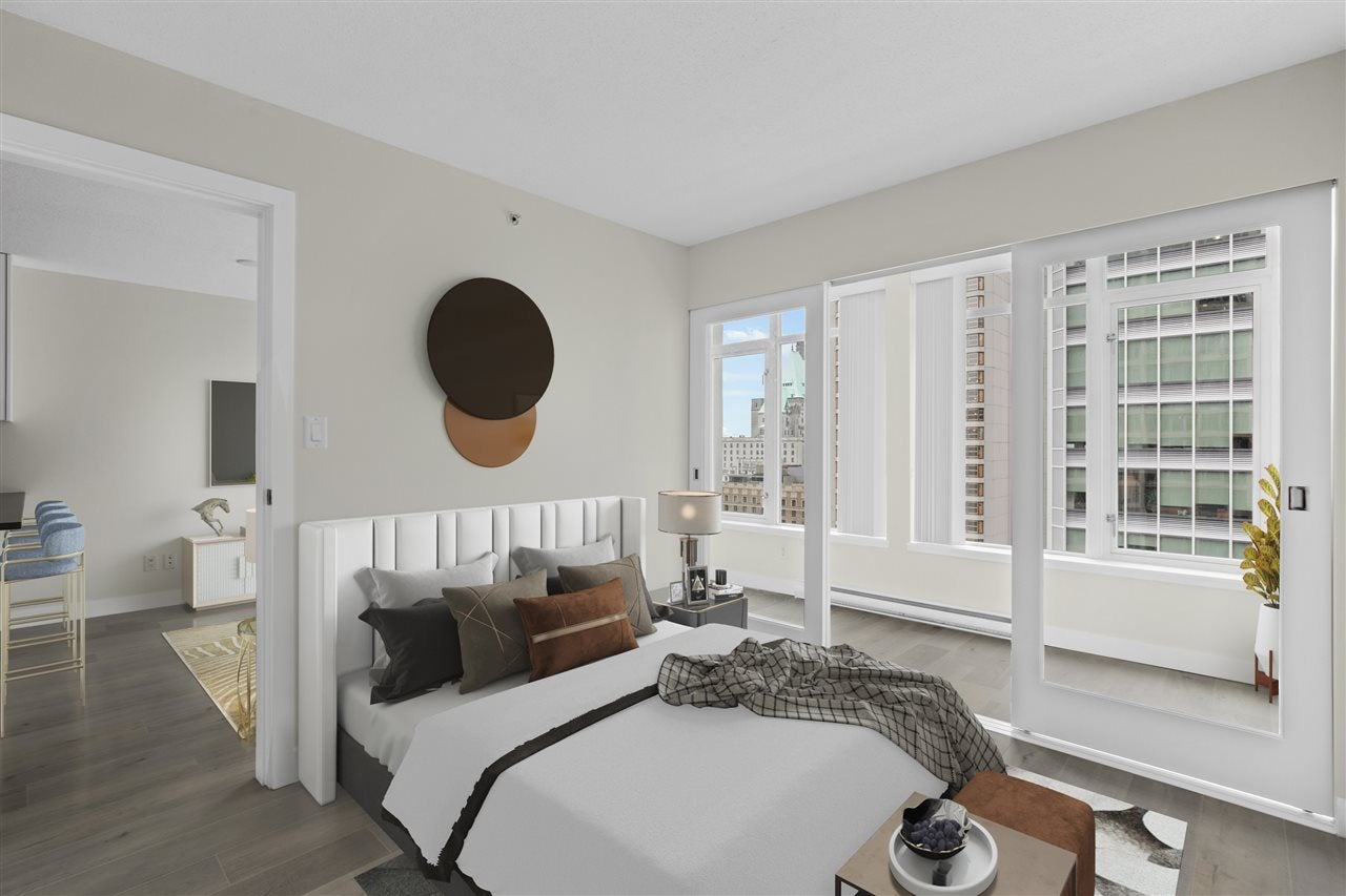 1803 610 GRANVILLE STREET - Downtown VW Apartment/Condo for sale, 1 Bedroom (R2564342) - #1