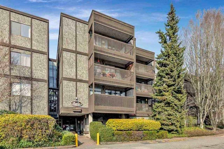 308 13507 96 AVENUE - Queen Mary Park Surrey Apartment/Condo for sale, 1 Bedroom (R2564357)