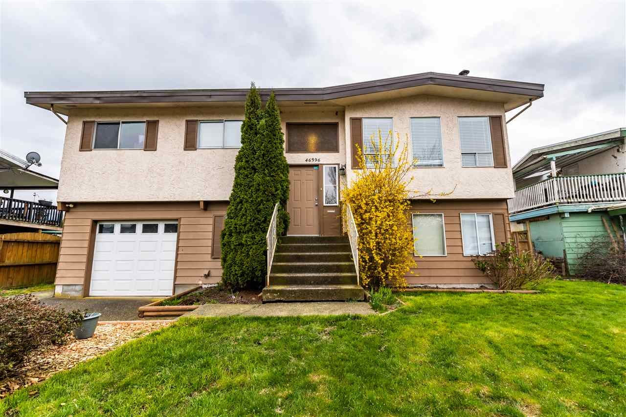 46396 CORA AVENUE - Chilliwack E Young-Yale House/Single Family for sale, 4 Bedrooms (R2564405) - #1
