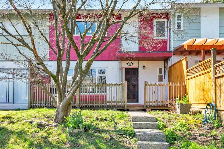 1358 UNA WAY - Mary Hill Row House (Non-Strata) for sale, 3 Bedrooms (R2564452)
