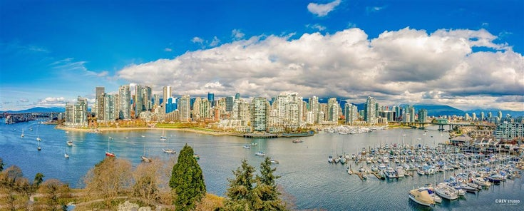 826 MILLBANK - False Creek Townhouse for sale, 2 Bedrooms (R2564481)