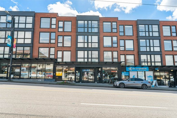 304 2636 E HASTINGS STREET - Renfrew VE Apartment/Condo for sale, 2 Bedrooms (R2564498)