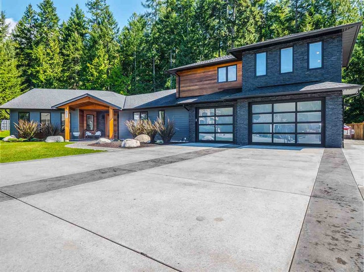 5324 STAMFORD PLACE - Sechelt District House/Single Family for sale, 5 Bedrooms (R2564542)