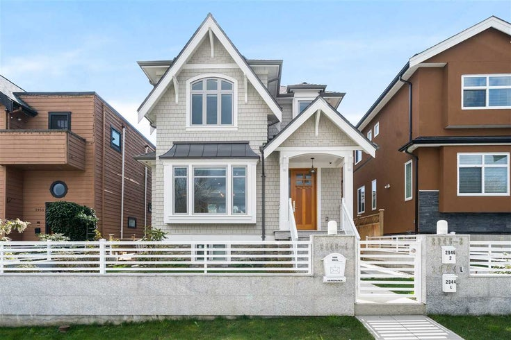2946 E 26TH AVENUE - Renfrew Heights House/Single Family for sale, 7 Bedrooms (R2564554)