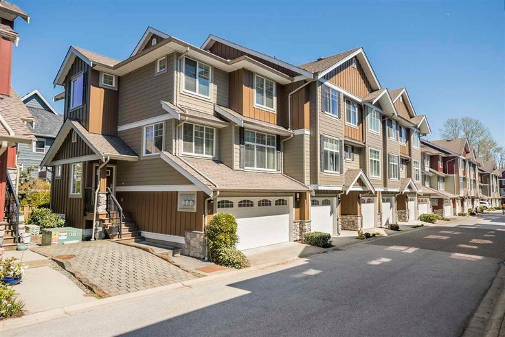 37 3009 156 STREET - Grandview Surrey Townhouse for sale, 3 Bedrooms (R2564587)