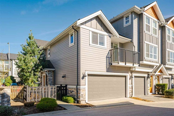 5 20856 76 AVENUE - Willoughby Heights Townhouse for sale, 3 Bedrooms (R2564616)