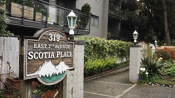 301 319 E 7TH AVENUE - Mount Pleasant VE Apartment/Condo for sale, 1 Bedroom (R2564619)