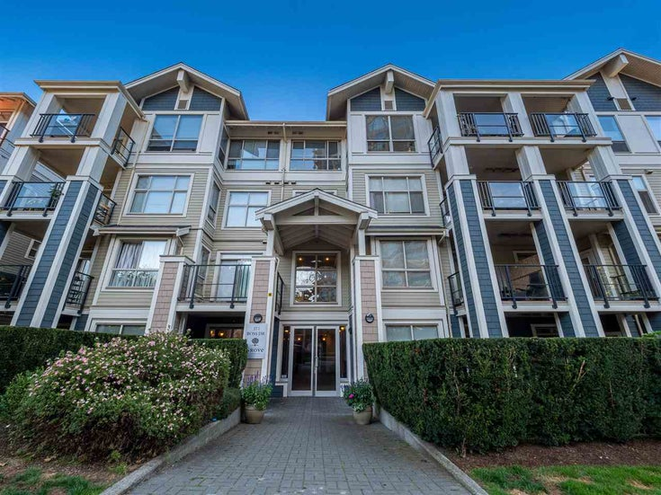 208 275 ROSS DRIVE - Fraserview NW Apartment/Condo for sale, 1 Bedroom (R2564624)