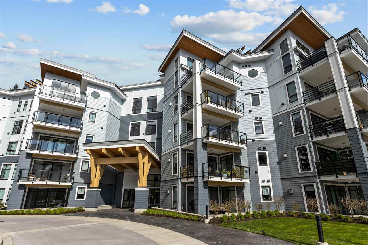 206 5380 TYEE LANE - Vedder S Watson-Promontory Apartment/Condo for sale, 2 Bedrooms (R2564625) - #1