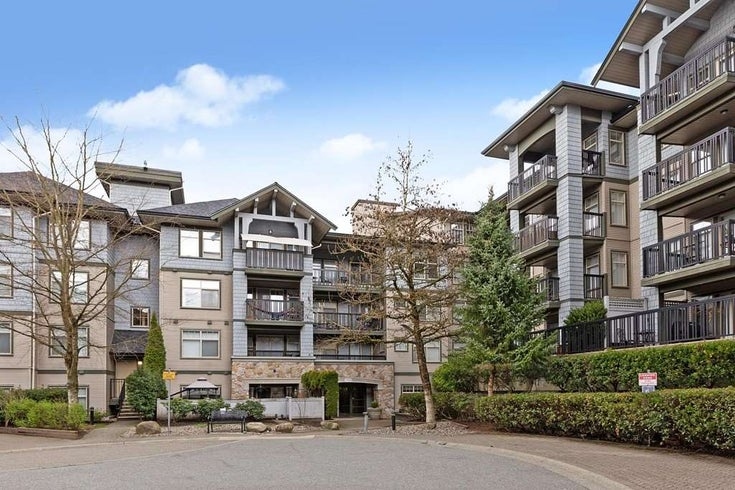 415 2988 SILVER SPRINGS BOULEVARD - Westwood Plateau Apartment/Condo for sale, 2 Bedrooms (R2564636)