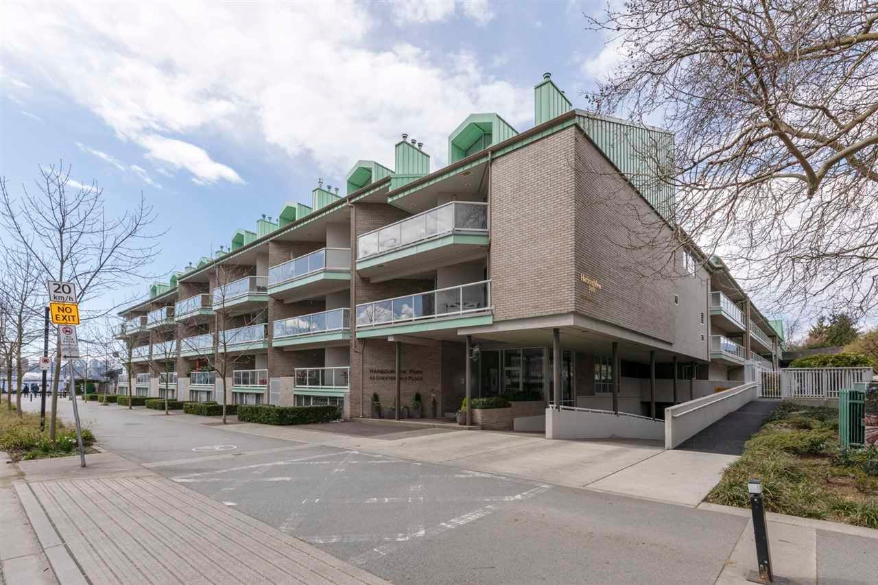 3301 33 CHESTERFIELD PLACE - Lower Lonsdale Apartment/Condo for sale, 2 Bedrooms (R2564646)