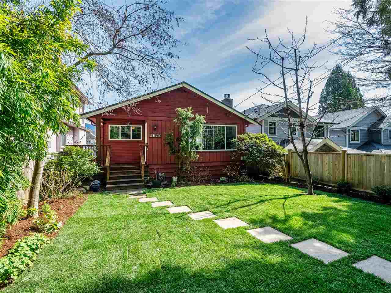 3678 FROMME ROAD - Lynn Valley House/Single Family for sale, 5 Bedrooms (R2564657)