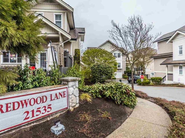 24 21535 88 AVENUE - Walnut Grove Townhouse for sale, 3 Bedrooms (R2564667)