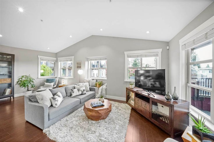 3 241 W 5TH STREET - Lower Lonsdale Townhouse for sale, 3 Bedrooms (R2564687)