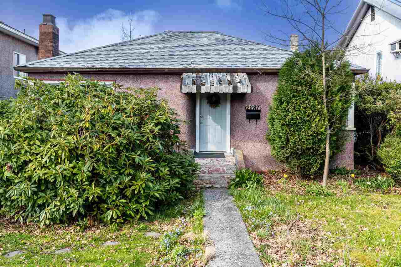 2287 E 41ST AVENUE - Victoria VE House/Single Family for sale, 2 Bedrooms (R2564729) - #1