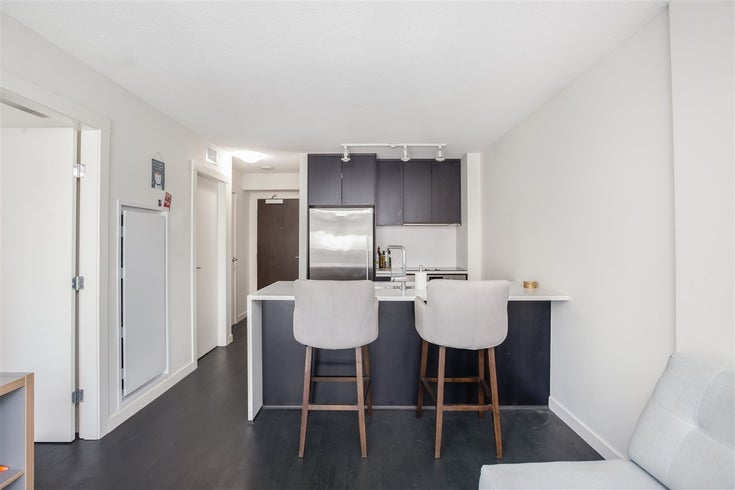 711 1009 HARWOOD STREET - West End VW Apartment/Condo for sale, 1 Bedroom (R2564738)