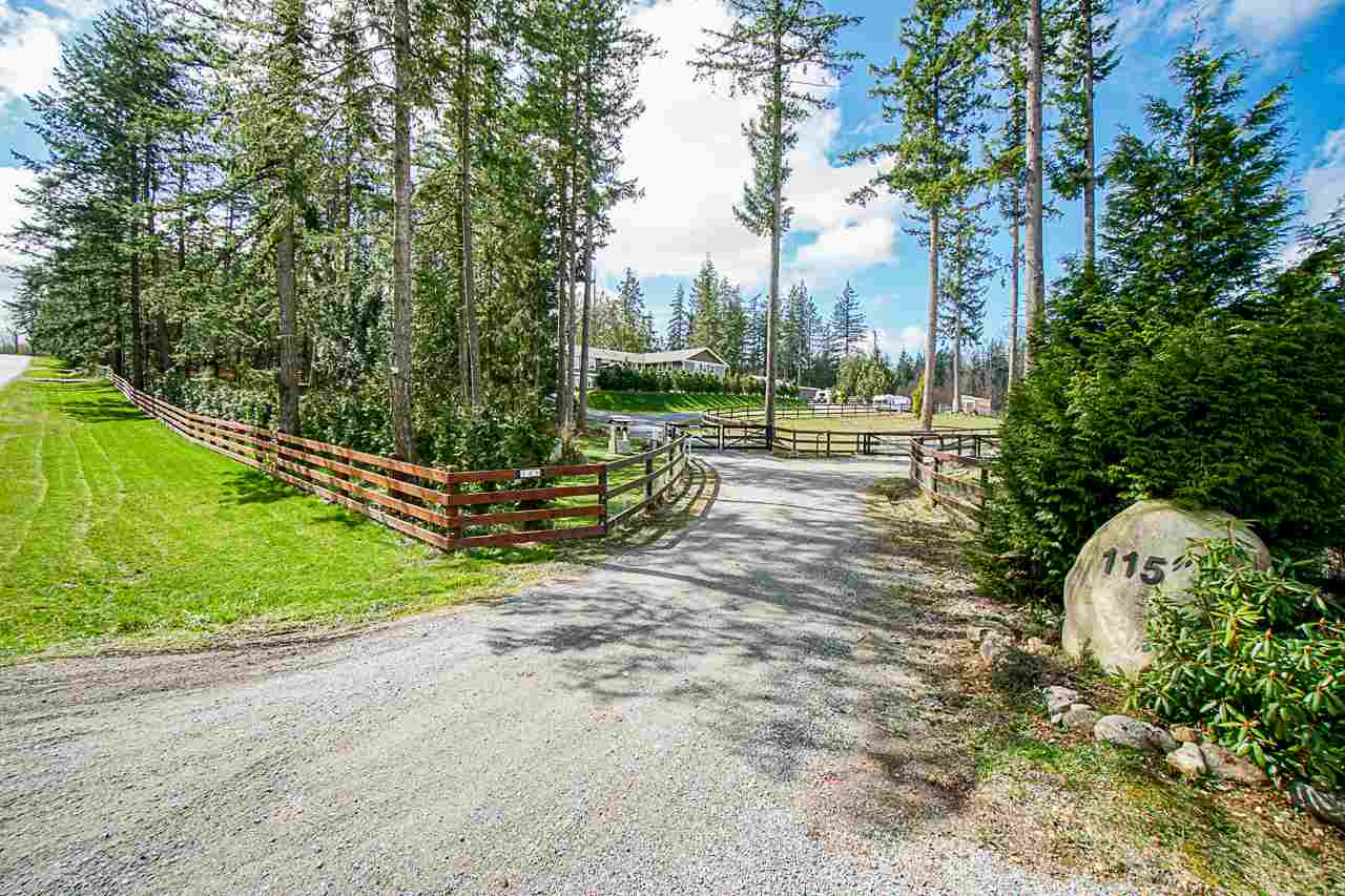 115 208 STREET - Campbell Valley House with Acreage for sale, 5 Bedrooms (R2564741) - #1