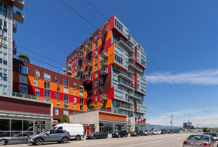 802 983 E HASTINGS STREET - Strathcona Apartment/Condo for sale, 2 Bedrooms (R2564743)