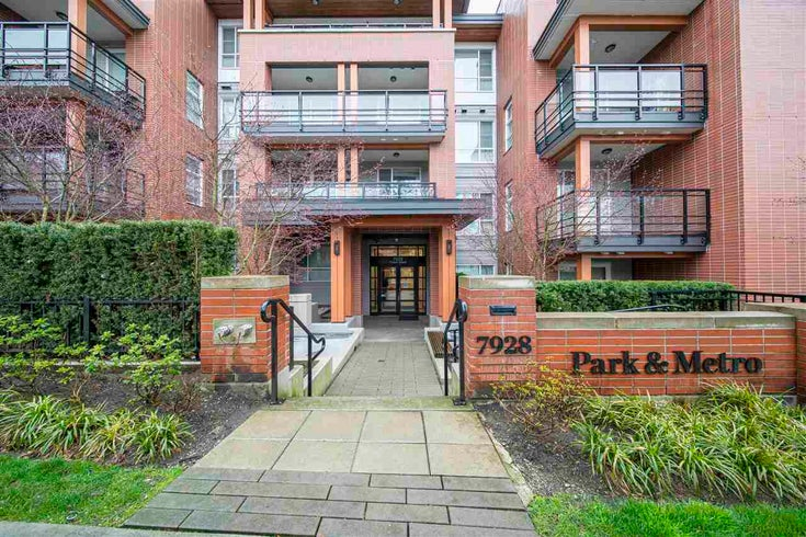 207 7928 YUKON STREET - Marpole Apartment/Condo for sale, 1 Bedroom (R2564812)