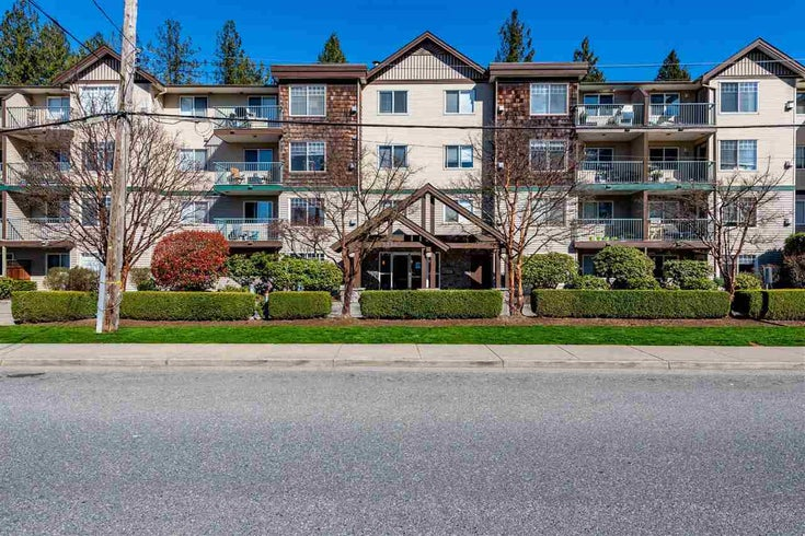 100 2350 WESTERLY STREET - Abbotsford West Apartment/Condo for sale, 1 Bedroom (R2564893)