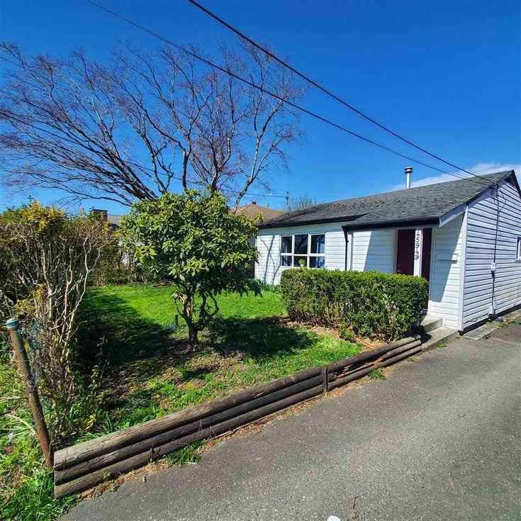 45949 YATES AVENUE - Chilliwack N Yale-Well House/Single Family for sale, 2 Bedrooms (R2564929)
