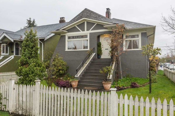 3305 W 10TH AVENUE - Kitsilano House/Single Family for sale, 5 Bedrooms (R2564961)