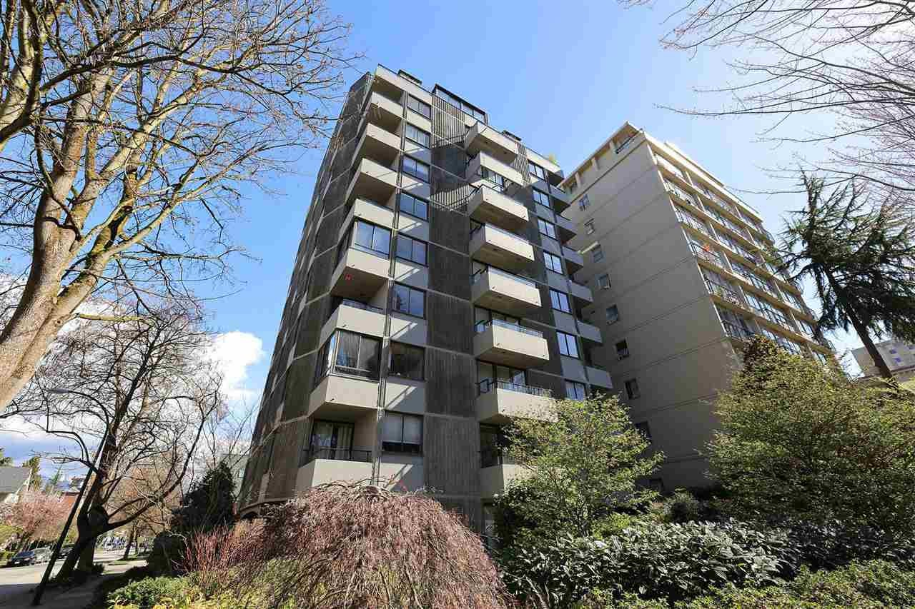902 1108 NICOLA STREET - West End VW Apartment/Condo for sale, 2 Bedrooms (R2565027)