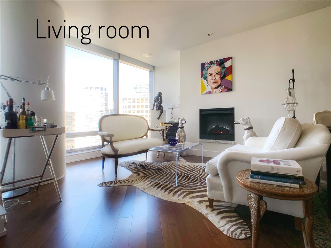 2001 1111 ALBERNI STREET - West End VW Apartment/Condo for sale, 2 Bedrooms (R2565031)