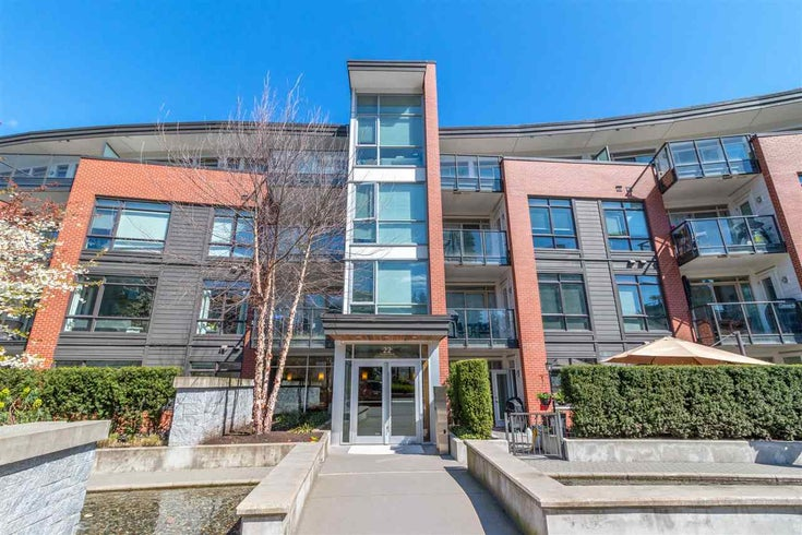 216 22 E ROYAL AVENUE - Fraserview NW Apartment/Condo for sale, 2 Bedrooms (R2565036)