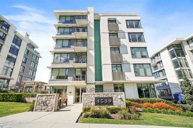 201 4539 CAMBIE STREET - Cambie Apartment/Condo for sale, 1 Bedroom (R2565043)