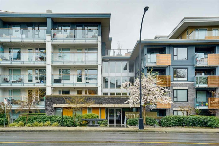 3 221 E 3RD STREET - Lower Lonsdale Apartment/Condo for sale, 2 Bedrooms (R2565089)