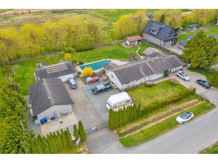 21666 18 AVENUE - Campbell Valley House/Single Family for sale, 5 Bedrooms (R2565137)